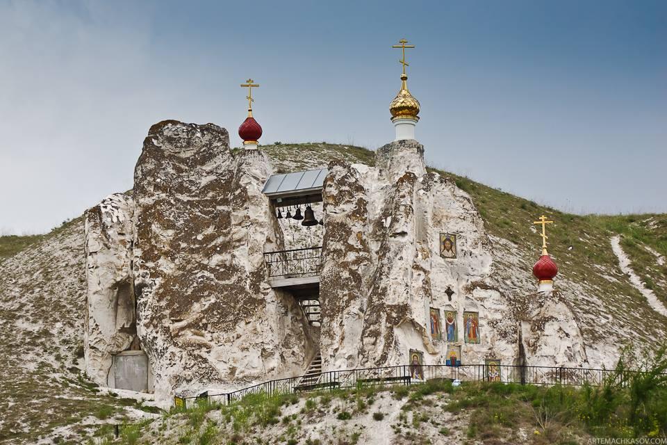 Divnogorje iglesia ortodoxa