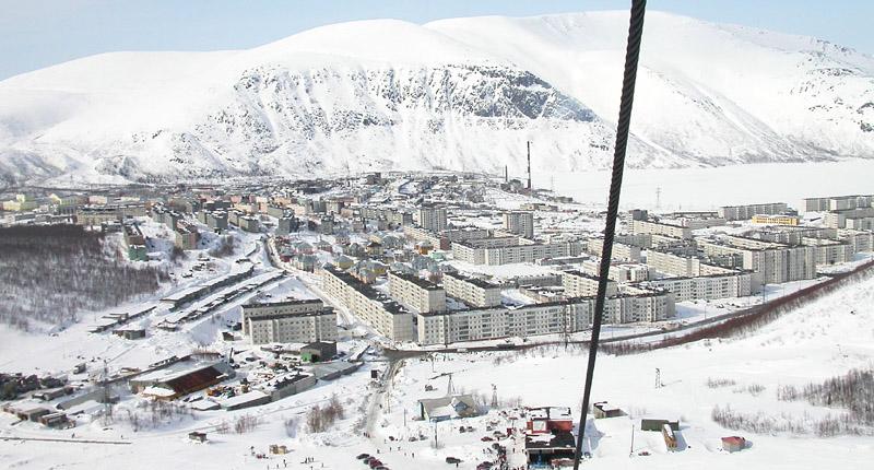 kirovsk esquiar rusia