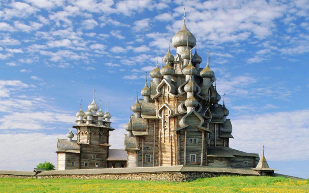 Kizhi Rusia