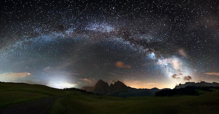 Westhavelland cielo nocturno