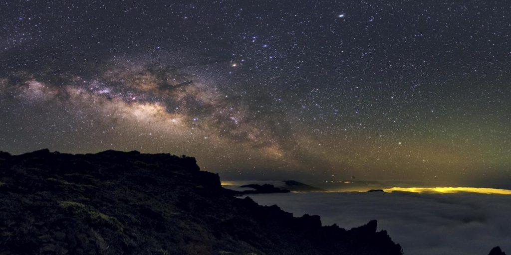 cielo nocturno Atacama chile