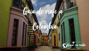 guia de viaje colombia