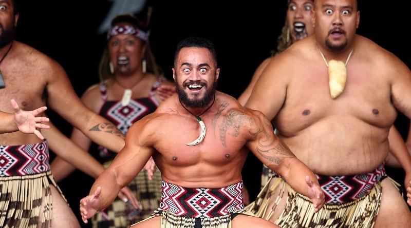 haka danza mahori nueva zelanda