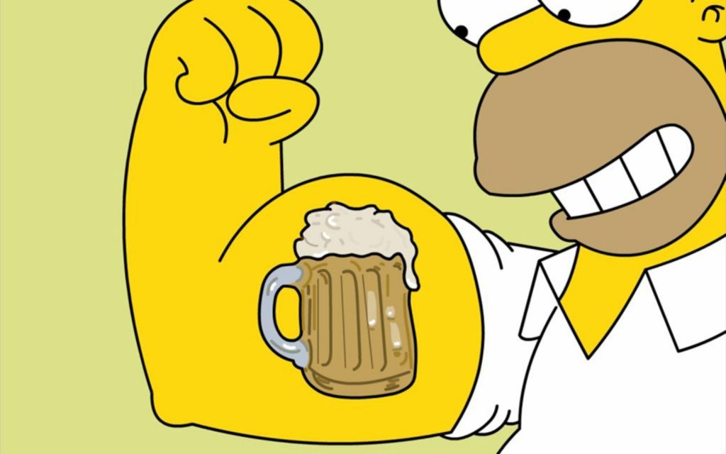 Popeye cerveza