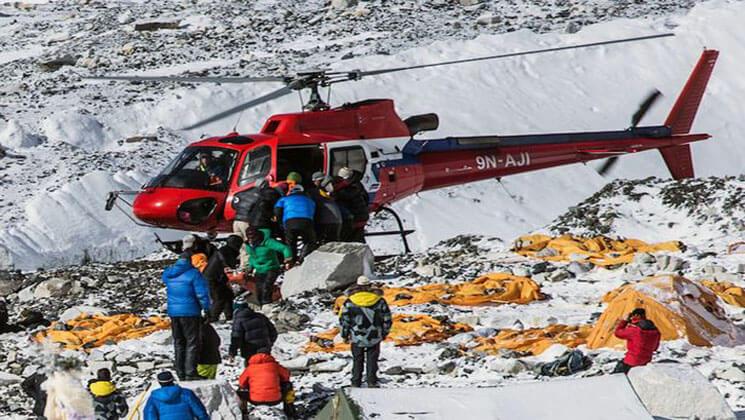 seguro de viaje a Nepal
