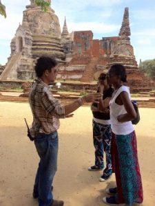 Tour guiado Ayutthaya en Tailandia