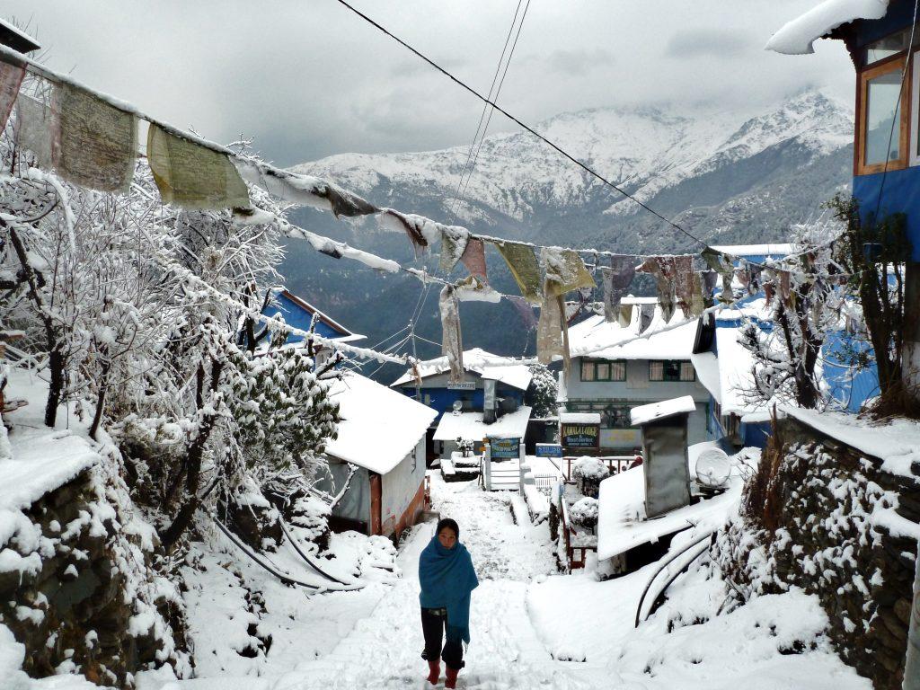 viajar a nepal por libre