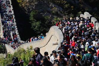 Badaling gran muralla