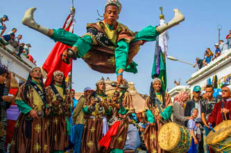 Gnaoua World music festival marruecos