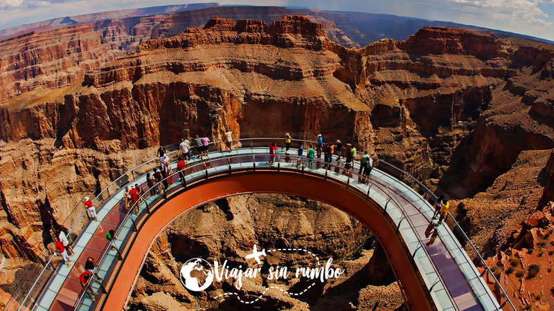 gran cañon del colorado skywalk