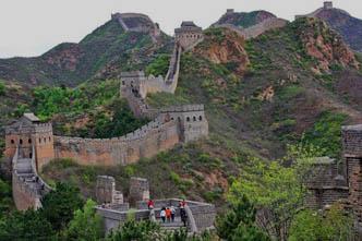 Jinshanling gran muralla