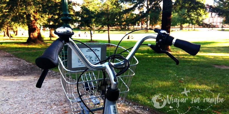 alquilar bicicleta burdeos