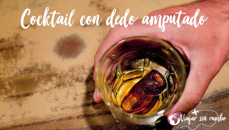 cocktail dedo amputado