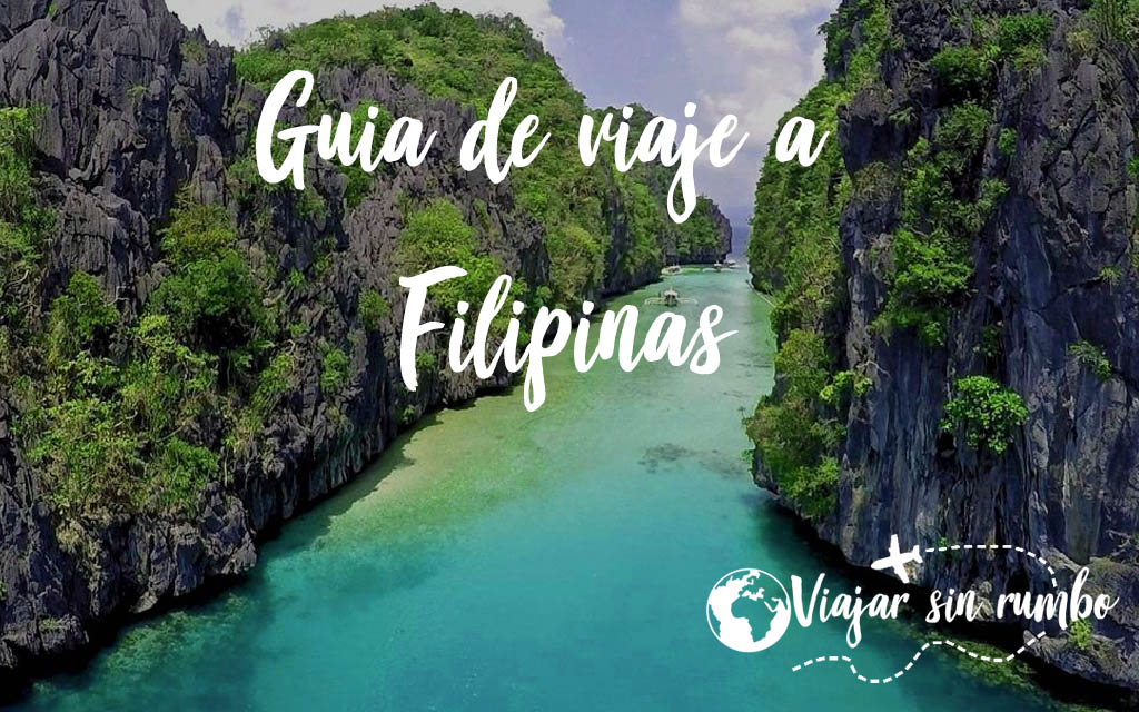 guia viaje Filipinas