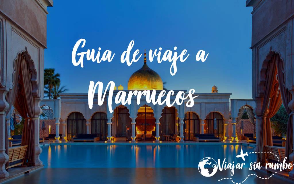 marruecos guia