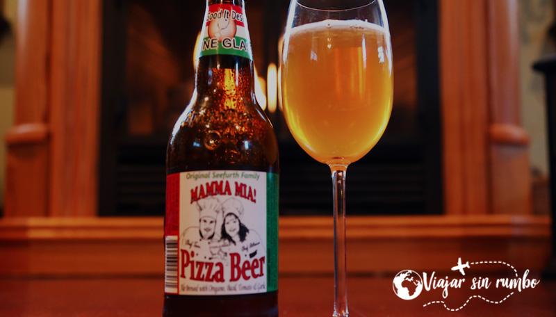 Mamma Mia Cerveza de pizza