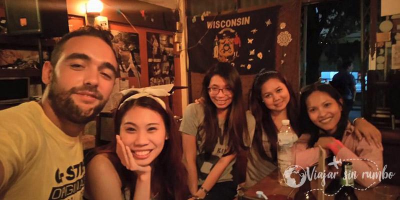 Mis amigas tailandesas