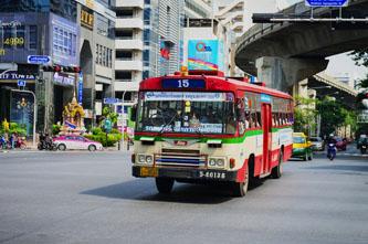 autobus bangkok