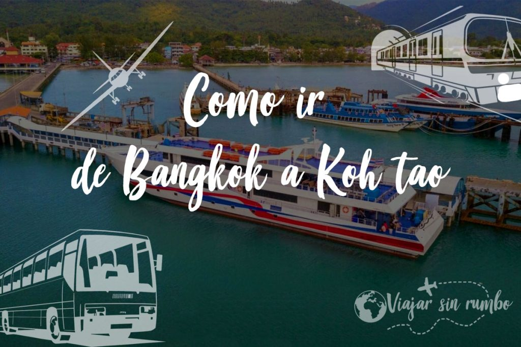 como ir de bangkok a koh tao 2