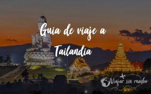 guia viaje tailandia