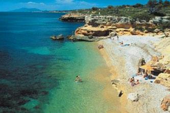 mejores playas de tarragona