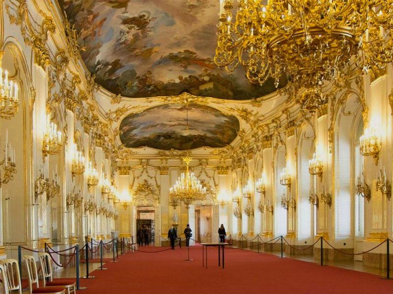 Palacio Schönbrunn viena