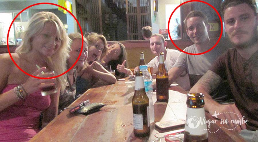 David Miller y Hannah Witheridg turistas muertos koh tao tailandia