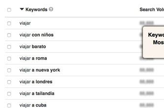 keyword suggest