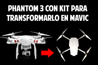 phantom 3 kit phavic