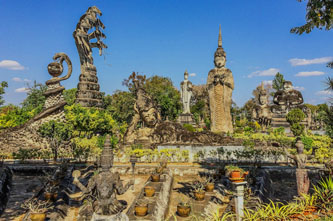 NONG KHAI region de isam tailandia