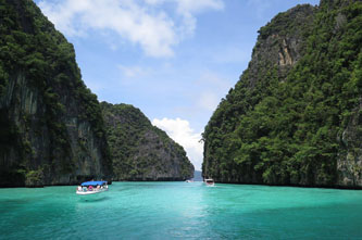 Pileh Lagoon islas phi phi