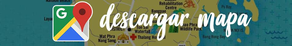 descargar mapa Phuket