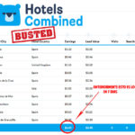 hotelscombined affiliate scam