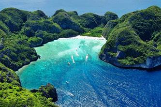 maya bay islas phi phi