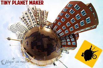 tiny planet maker android