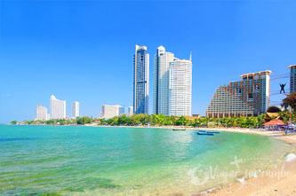 Wong Amat Beach Pattaya