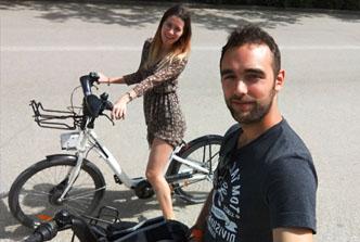 alquilar bici madrid