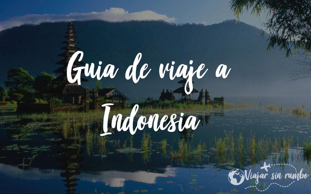 guia de viaje a indonesia