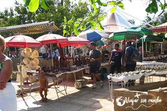 mercado artesanias varadero