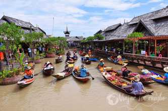 mercado flotante pattaya