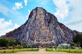montaña de buda pattaya