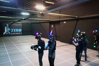realidad virtual Madrid