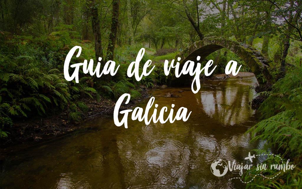 guia viaje galicia
