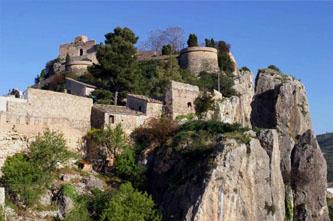 Castillo de San José Guadalest