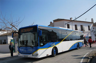 bus a guadalest