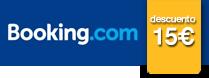 descuento booking