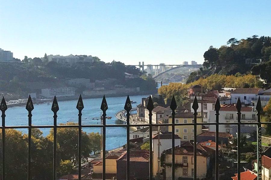 mirador das virtudes Oporto