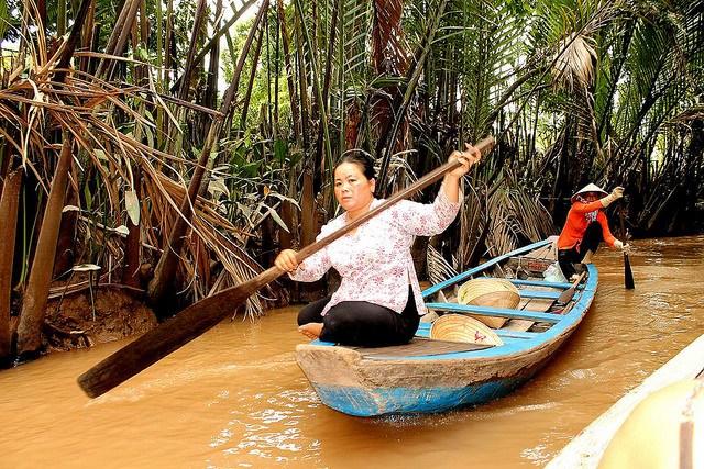 vietnam delta