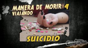 turista se suicida