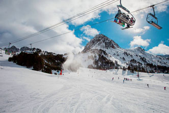 Esquiar Grandvalira